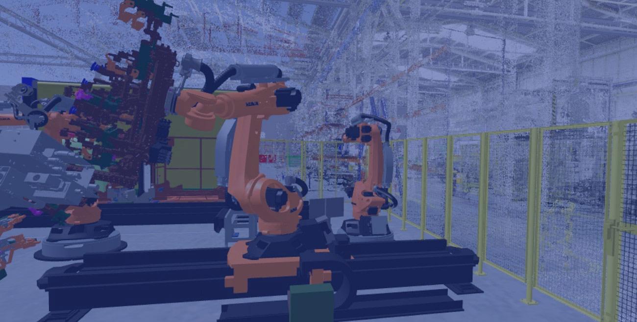 Overenie technologickej investície vopred – cez virtuálny model
