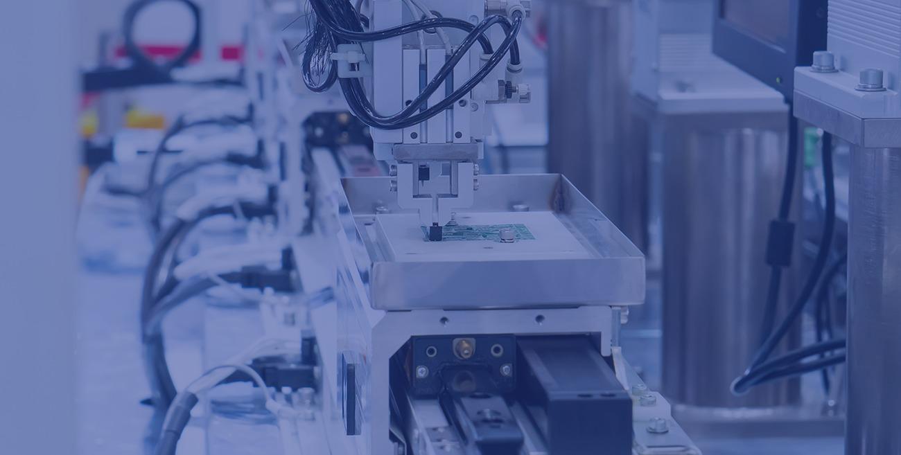 Návrh riešenia pre sledovanie fyzického toku zákazky a logistiky pomocou technológie RTLS